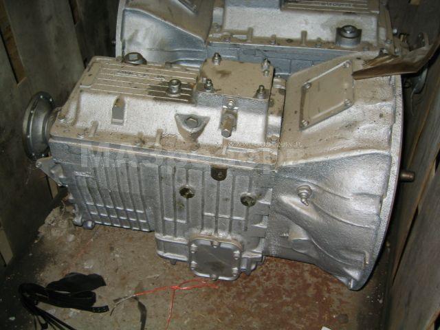 Коробка передач МАЗ - фото.