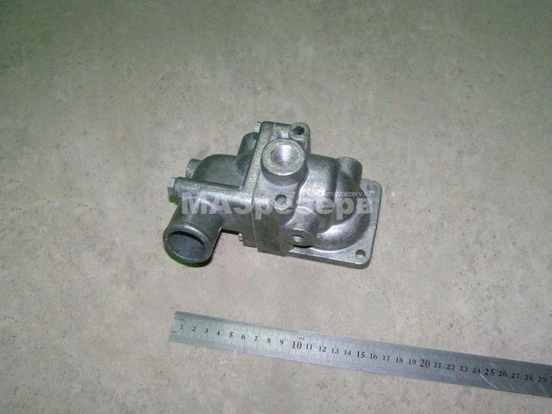 Корпус термостата 240-1306035 старого образца двигатель Д.