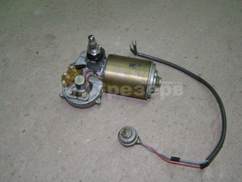 Электросхема мотора